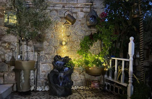 Royal Studios garden