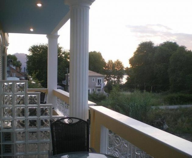 Royal Studios balcony view